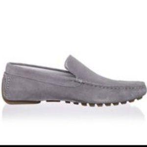 Calvin Klein David 2 Men's Gray Slip-On Loafer Size 11